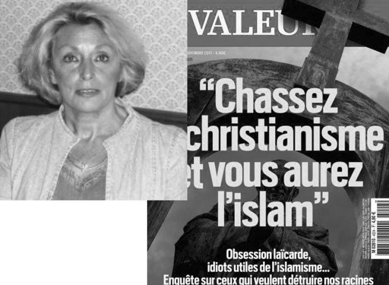 Elle exhibe la Une de Valeurs actuelles sur l'islam et se retrouve en garde-à-vue C-Dupont-Tingaud-768x563