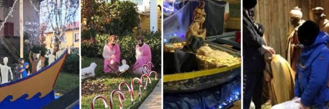 Italie: Sacrilège d'une crèche représentée par une famille musulmane ! Creche-desacralisee-noel
