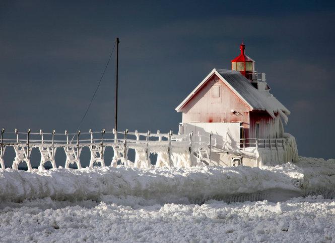 Lake Michigan these days 14055705-standard