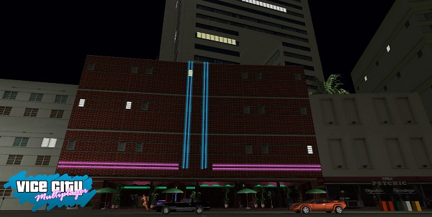 Vice City: Multiplayer 0.4 Client Ayy