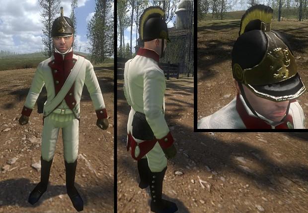 [SP][EN] 1794: Kosciuszko Uprising Austrian_fusilier