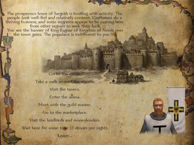 [SP][EN] Calradian Crusaders Screenshot3