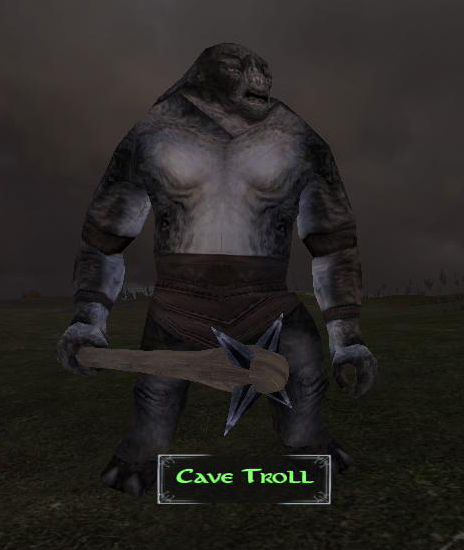 [SP][ES] TLD Overhaul Cave_troll.1