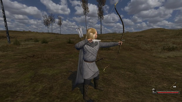 [SP][ES] TLD Overhaul Lothlorien_archer