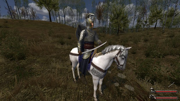 [SP][ES] TLD Overhaul Rivendell_noble_horseman