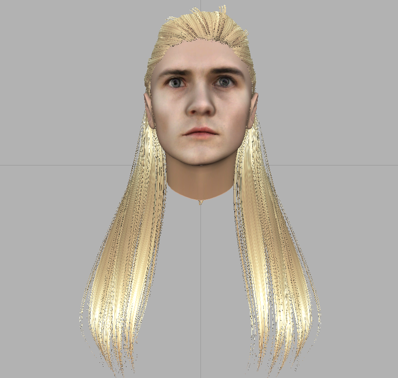[SP][ES] TLD Overhaul Legolas