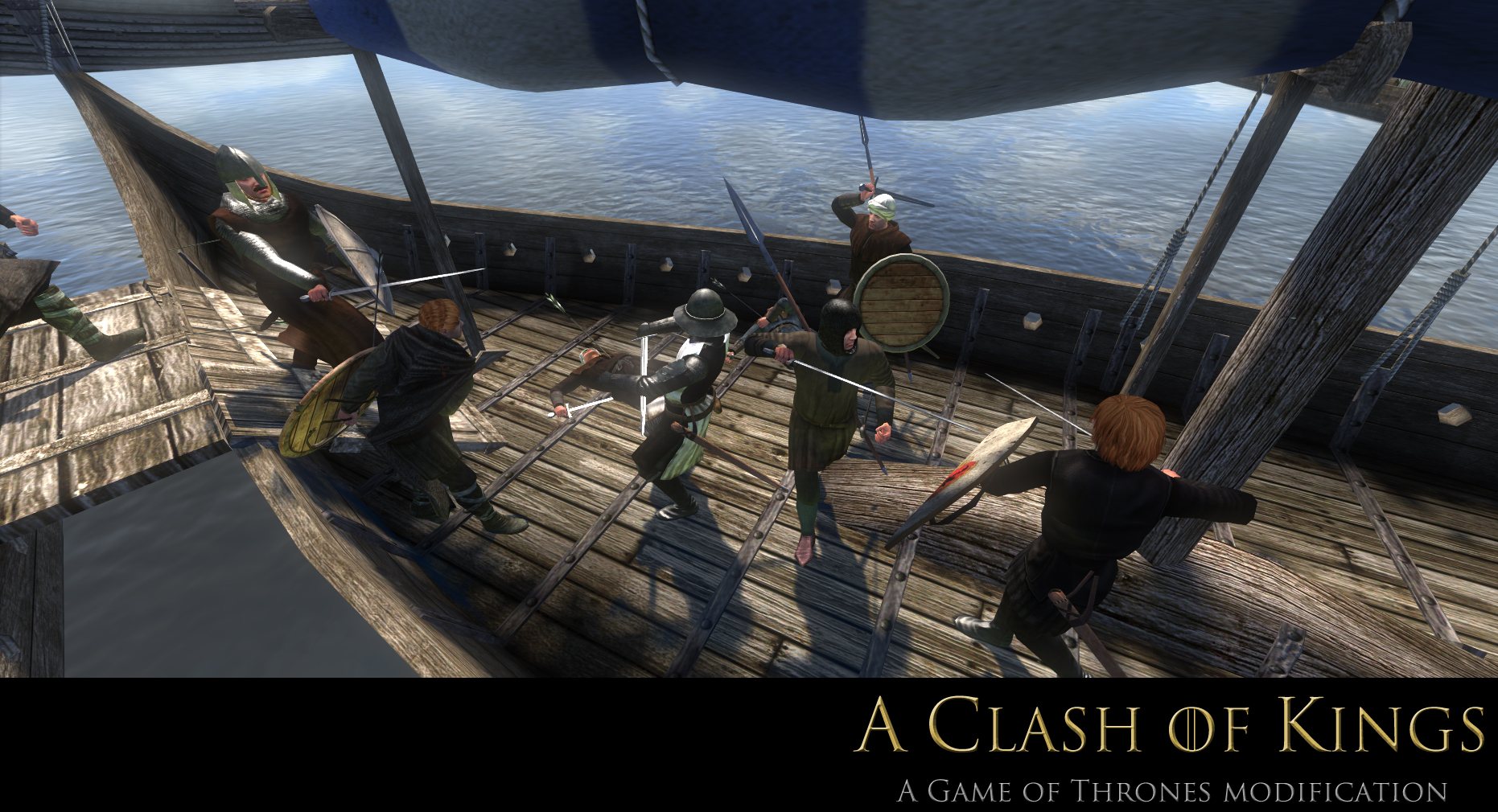 [SP][ES] A Clash of Kings Boat_Battle