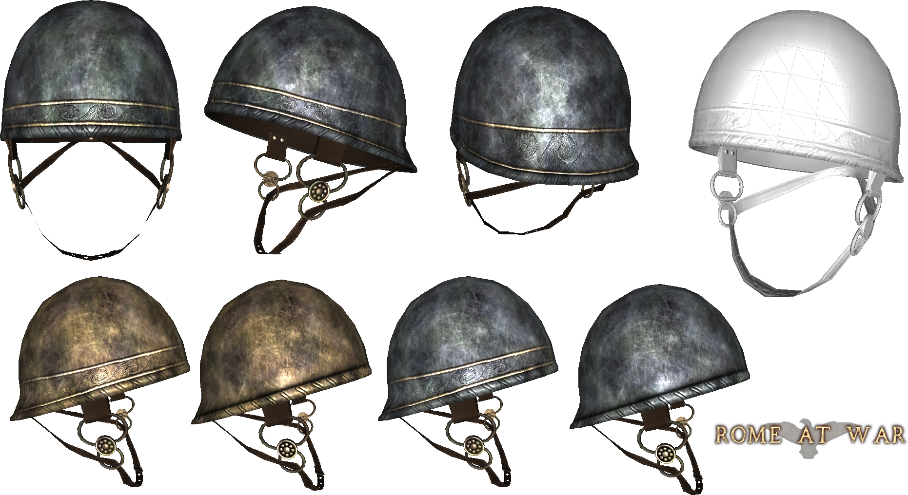 [A][EN] Rome at War Prev_coolus_helmet