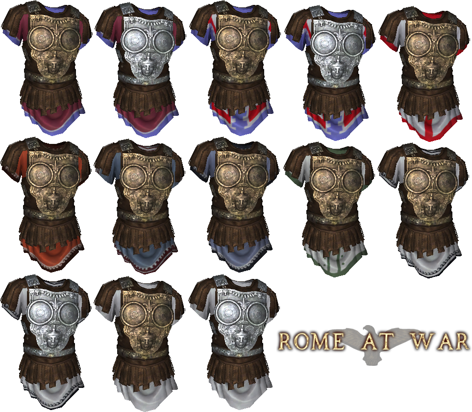 [A][EN] Rome at War Prev_triple_disc_meddix_variations
