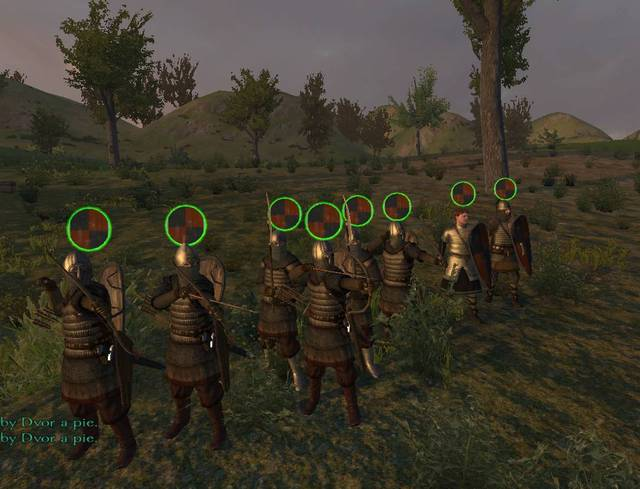 [SP][ES] Warband: Total war beta 0.9 Vaegir