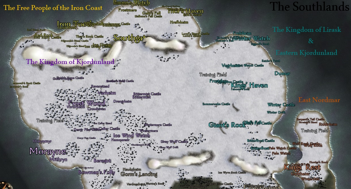 [SP][EN] Nordland Southlands_Map