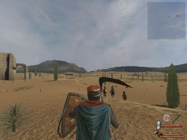 [SP][ES] Sands of Faith A_new_battlefield