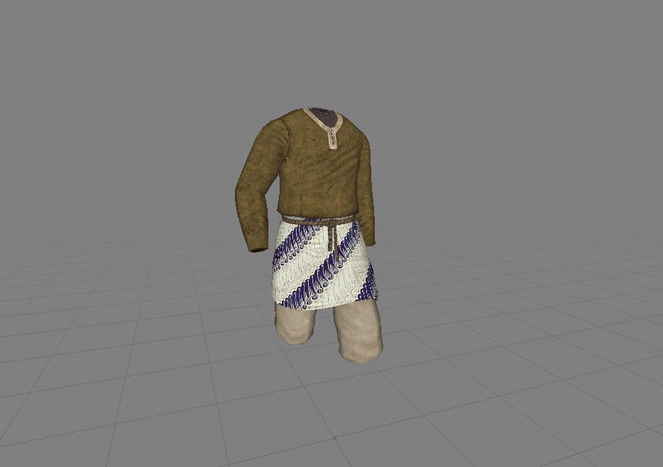 [SP][EN] War Became Worse Batik_Armor11