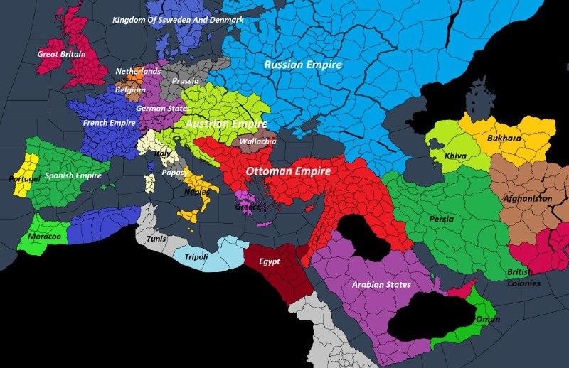 [SP][EN] Between Empires Grand_campaign
