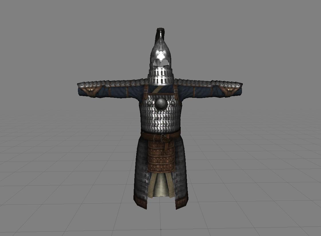 [SP][EN] Kingdom Khergit_Elite_Armor