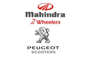 Peugeot Scooters et Mahindra scellent leur union, PSA déménage Peugeot-mahindra