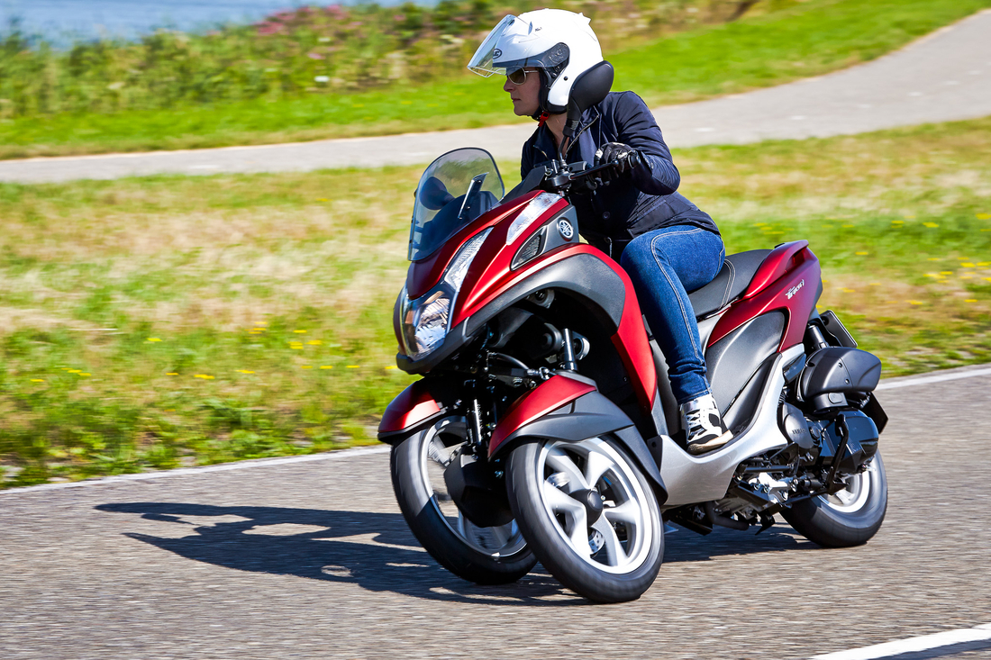 Essai Yamaha Tricity Yamaha-tricity-mbk-tryptik-125-02