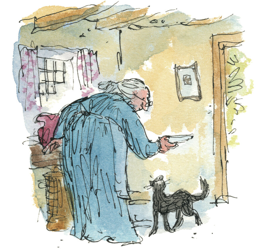 Beatrix Potter - Page 2 Quentin-kitty-in-boots-illustration---copyright-quentin-blake_custom-dececcbf4808fdeb5296797749236a64854429cf-s900-c85