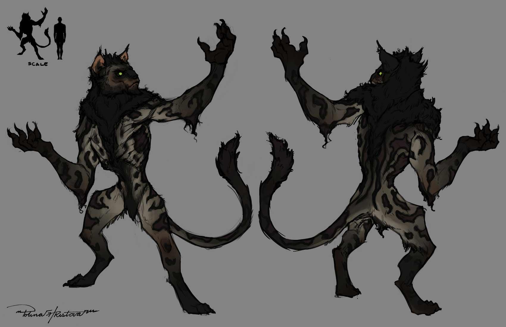 Pillars of Eternity - Page 3 Pe-druid-form-cat-concept