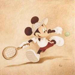 Le 20 mai Mickey fait du tennis sur Main Street ! Mickey-fait-tennis-party-disneyland-paris-L-1