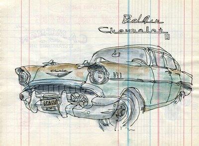 Dessins d'automobiles Casse-automobile-L-1