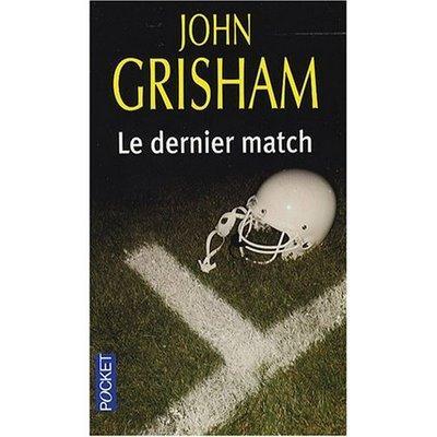 La librairie de Foot France - Page 2 Dernier-match-john-grisham-L-2