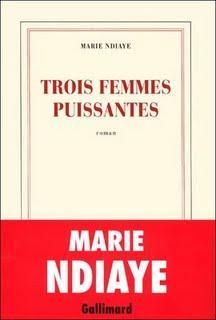 """Eric Raoult décerne un """"devoir de réserve"""" à la romancière  Marie Ndiaye Trois-femmes-puissantes-marie-ndiaye-L-1"""