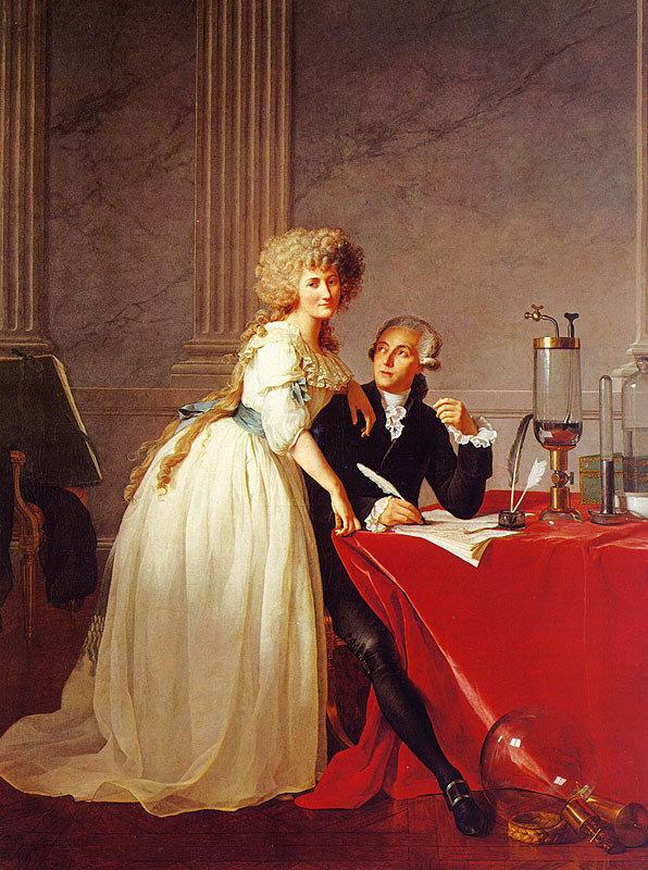 Antoine Lavoisier - chimiste - 1794 Lavoisier-femme-L-hZy63C