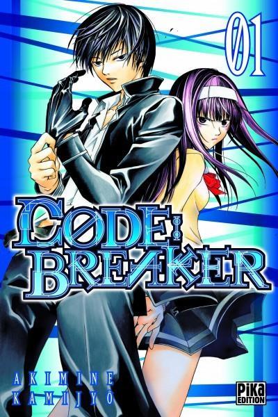 code breaker - [ANIME/MANGA] Code: Breaker (CØDE:BREAKER) Code-breaker-tome-1-L-hQGgor