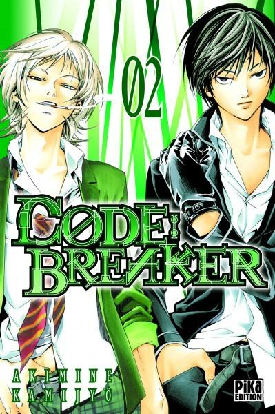 code breaker - [ANIME/MANGA] Code: Breaker (CØDE:BREAKER) Code-breaker-tome-2-L-ZXsMFm
