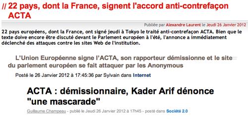 Acta : l'Europe va saisir la Cour européenne de justice Kader-arif-rapporteur-lacta-parlement-L-kFi0jS