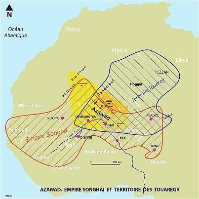 L'intervention militaire française au Mali vise-t-elle à assurer les intérêts d'Areva ? Nord-mali-lenigme-dune-intervention-africaine-L-2OUmif