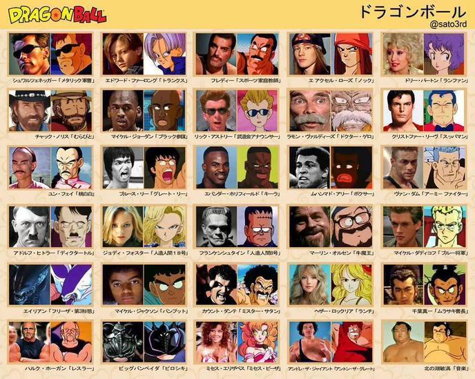 Dragon Ball - Page 9 Dragon-ball-personnages-ressemblent-comme-deu-R-k4l9Pw