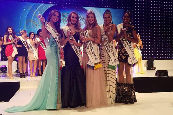 3ra Finalista y Miss Sudamerica en el Miss Intercontinental 2015 Katherine Garcia en Alemania - Página 3 Miss-Intercontinental-1