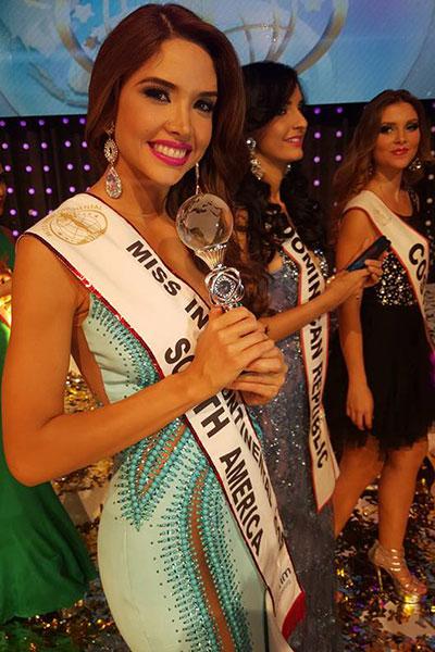 3ra Finalista y Miss Sudamerica en el Miss Intercontinental 2015 Katherine Garcia en Alemania - Página 3 Miss-Intercontinental-5