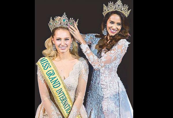 Candidatas Miss Grand International 2016  Final 25 de octubre 2015 Miss-autralia-2