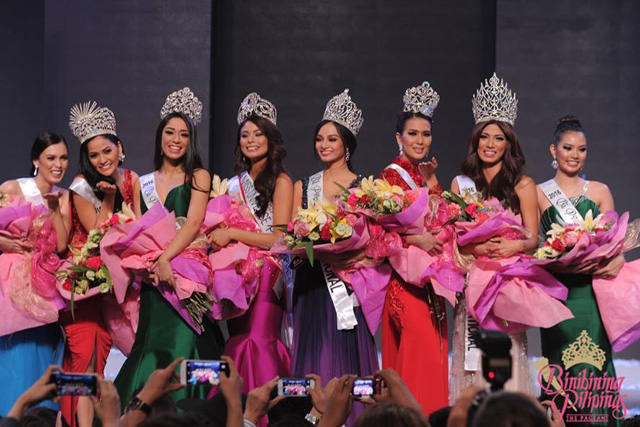 P-Group of 65th Miss Universe Queens-binibining-pilipinas-winners