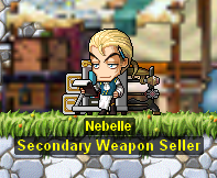 MapleSEA Season 2 Patch Notes Secondary_wpn