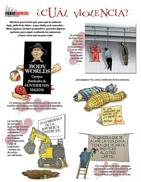 """Peña Nieto, ¿la """"guerra"""" ya no existe? - Página 2 Monosapiens-460x592"""
