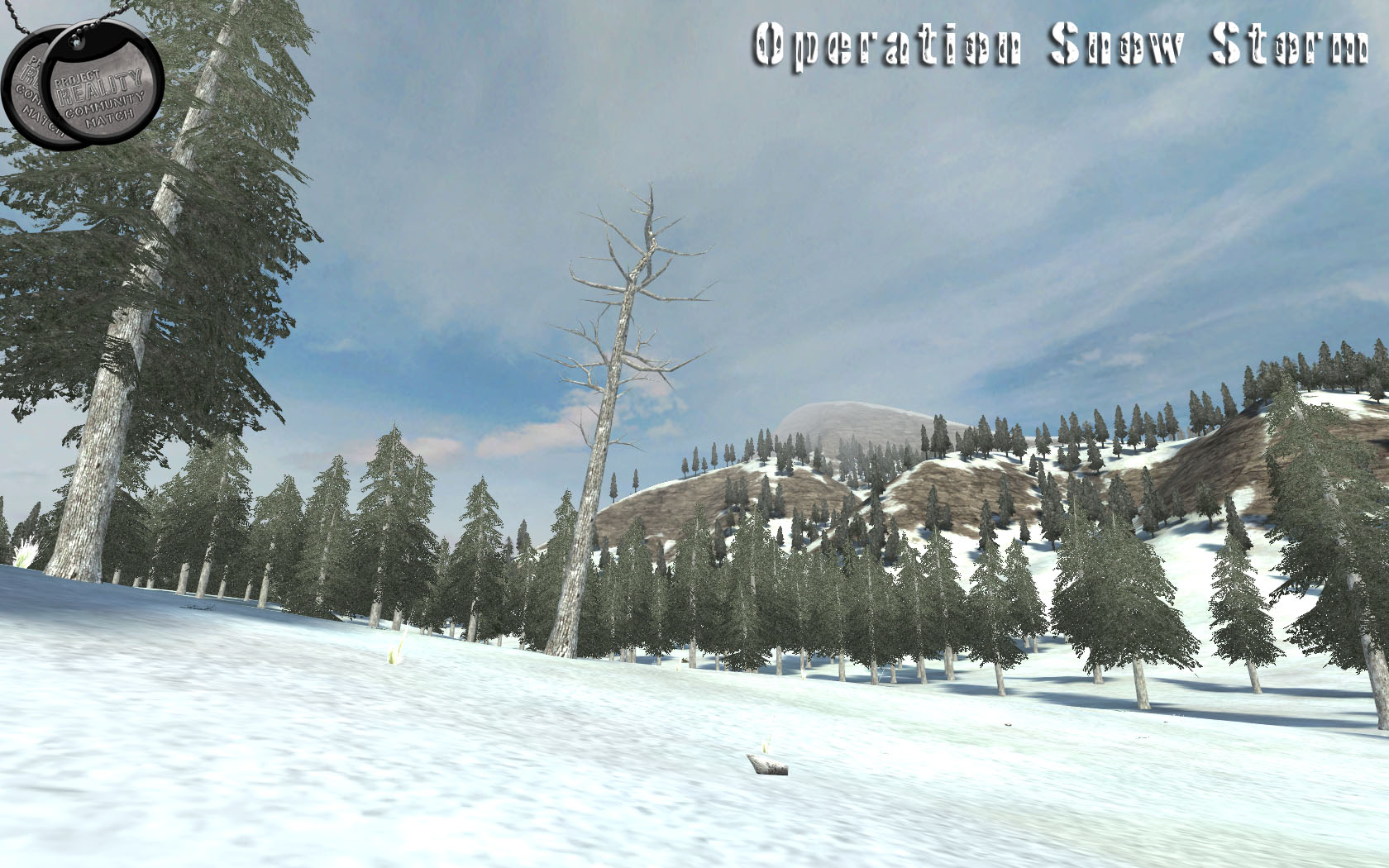 Operation Snow Storm! Oss2