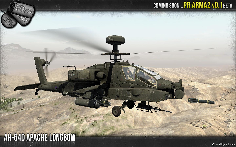 Date de sortie de PR-ARMA 2 Beta Ah64d_apache_longbow