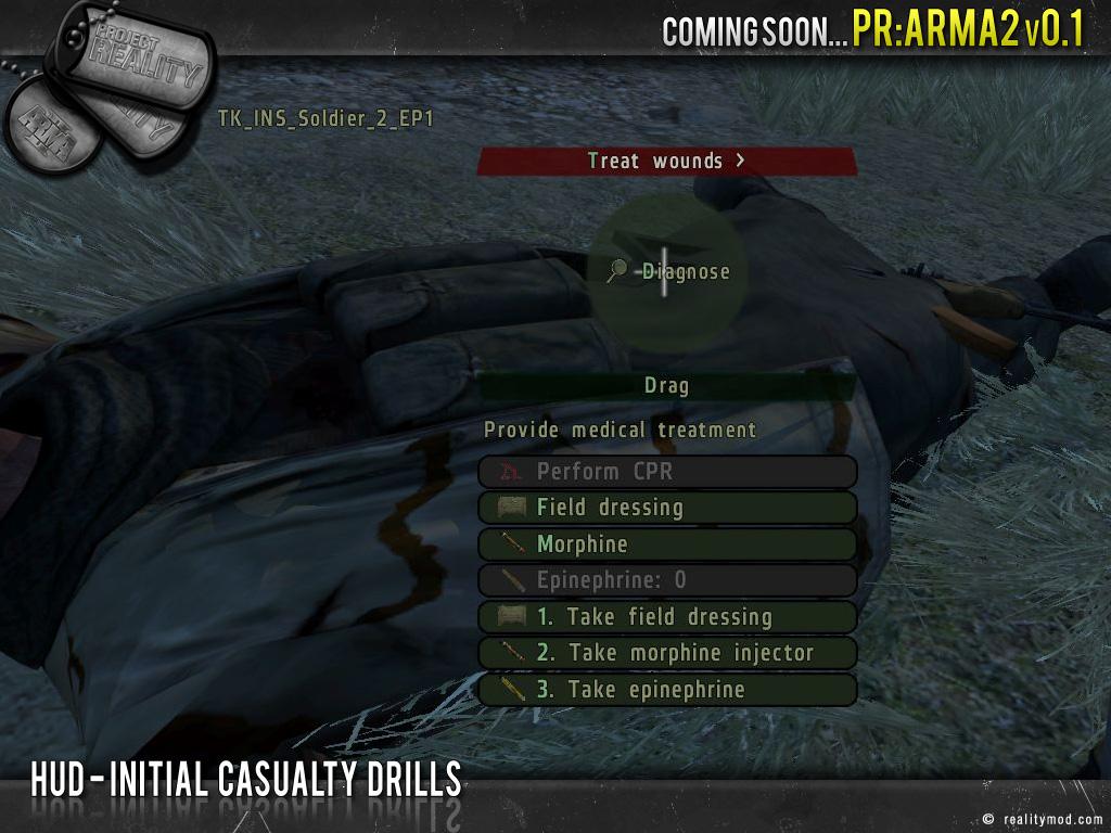 [PR Arma 2] Highlights Reel #5 Hud_bcd_drills