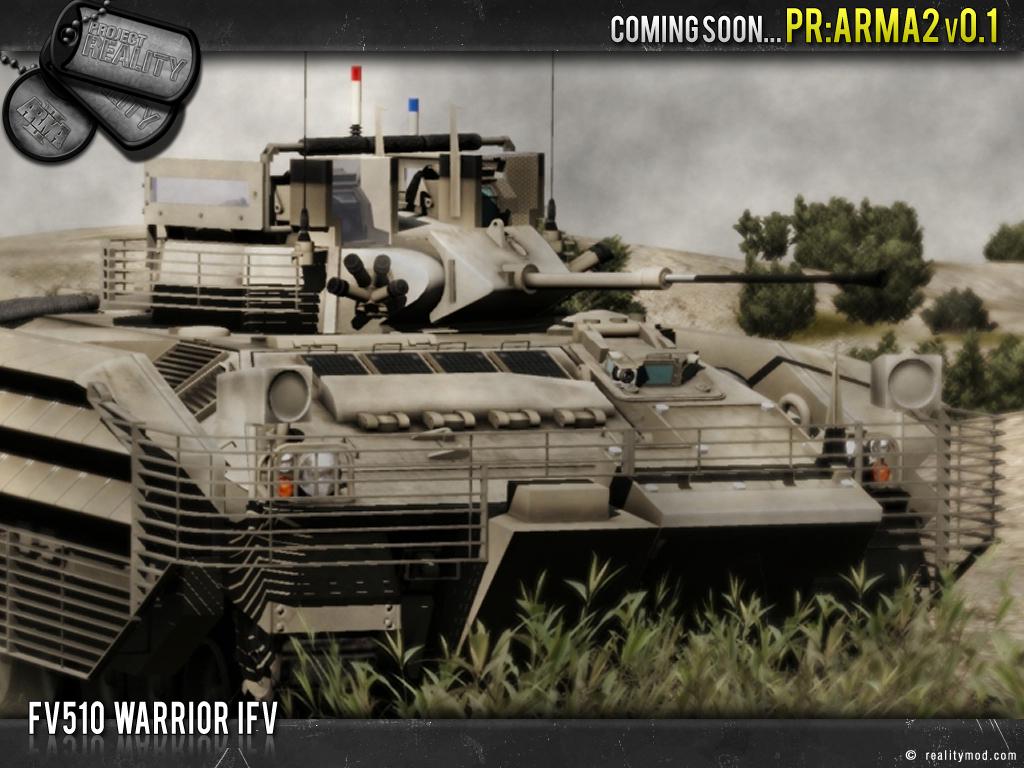 [PR Arma 2] Highlights Reel #5 Fv510_warrior_ifv