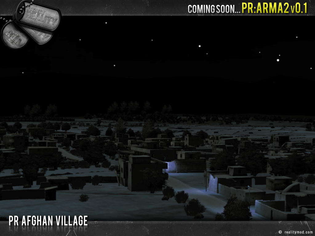 [PR Arma 2] Highlights Reel #5 Pr_afghan_village_night