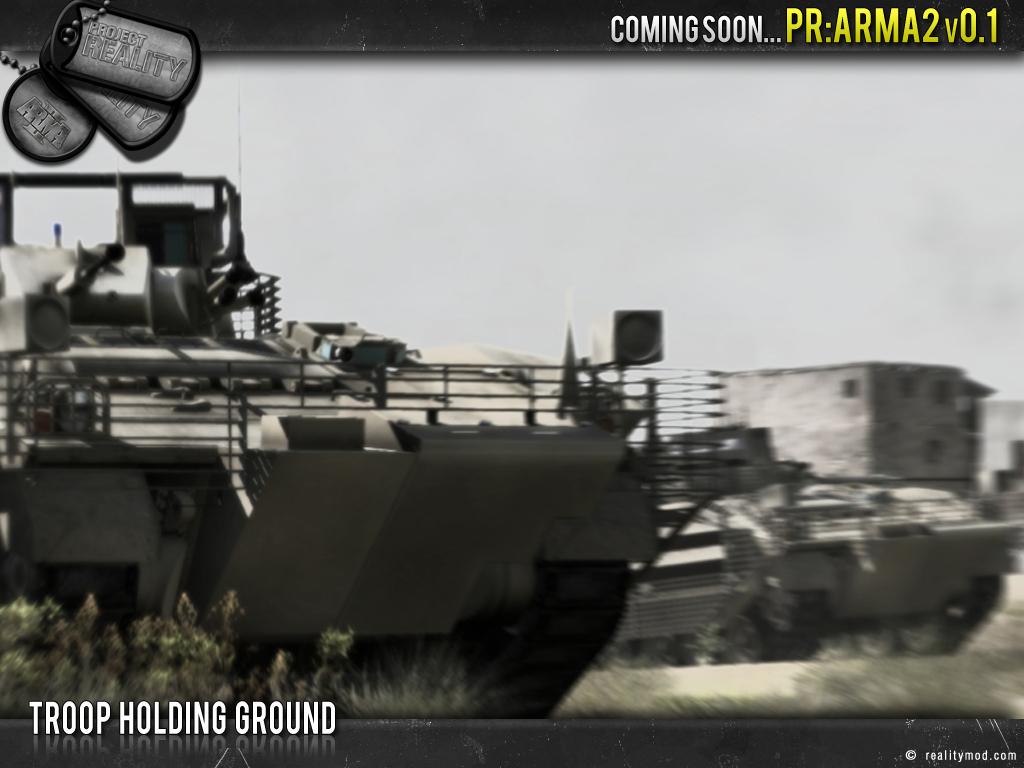 [PR Arma 2] Highlights Reel #5 Troop_holding_ground