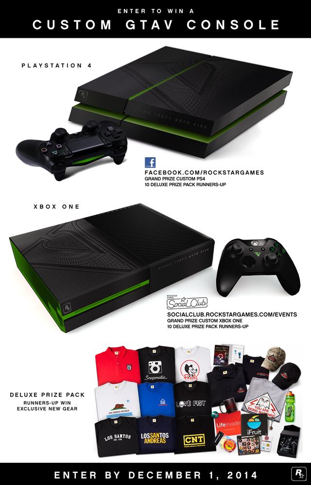 PS4 et Xbox One collector GTA V Actual_1416869644