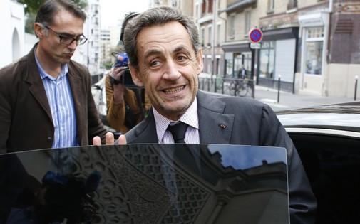 L'avocat de Bygmalion accuse l'UMP et vise les comptes de campagne de Sarkozy 7772181672_nicolas-sarkozy-le-7-octobre-2013-a-paris