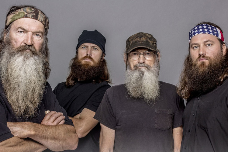 Bruce Forsyth has quit 'Strictly Come Dancing' Duck_dynasty_beards