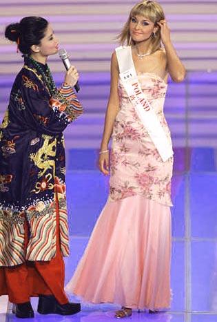 Katarzyna Weronika Borowicz - Miss Earth Water 2005 (Poland) 20