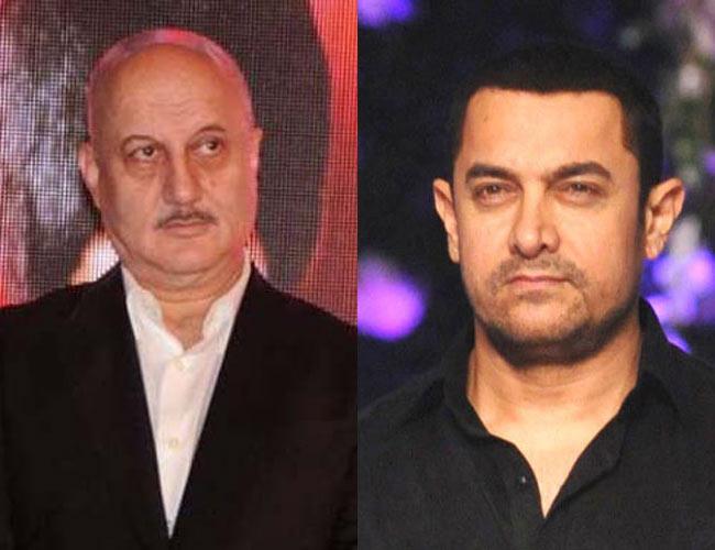 Shocking: Police complaint filed against Aamir Anupam-aamir